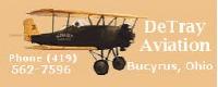 DeTray Aviation Logo