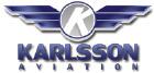 Karlsson Aviation Logo