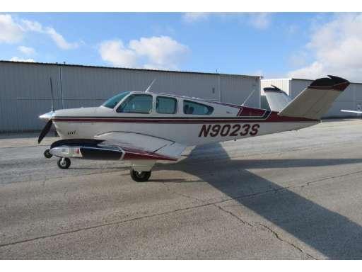 Baron For Sale - Beechcraft Aircrafts - Aero Trader